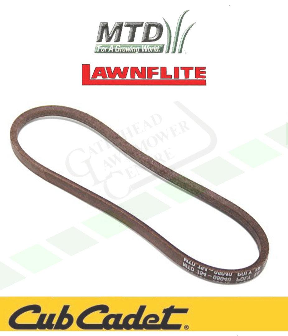 **GENUINE** MTD Lawnflite Sprinto Cutter Drive Belt