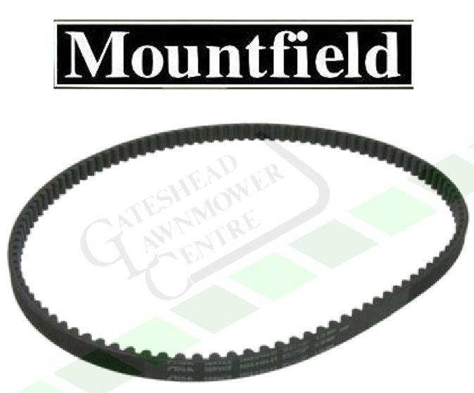 Mountfield Sp550 Sp555 Drive Belt Toothed Lawnmower