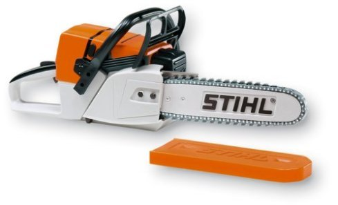 stihl kids toy battery chainsaw. Black Bedroom Furniture Sets. Home Design Ideas