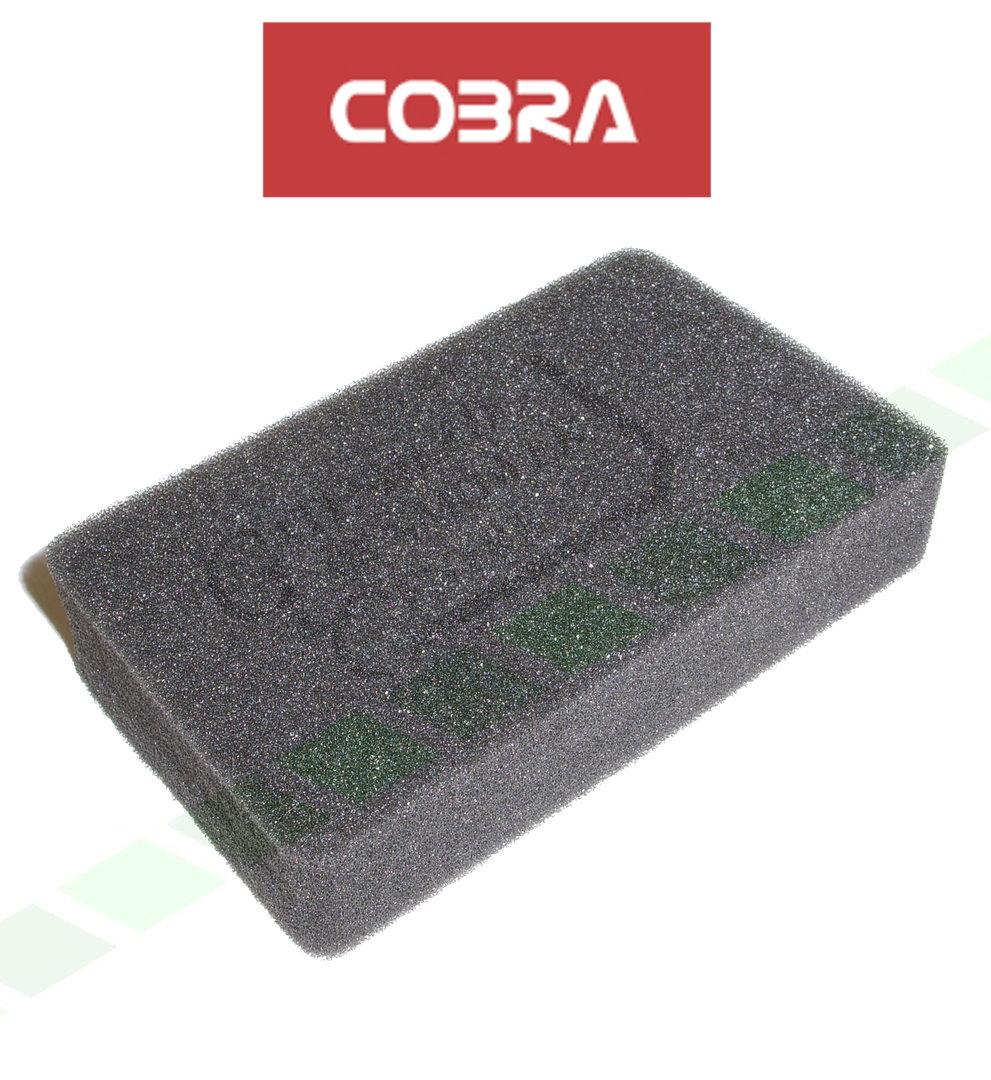Cobra Mower Dg350 Air Filter Sponge Foam Lawnmower World