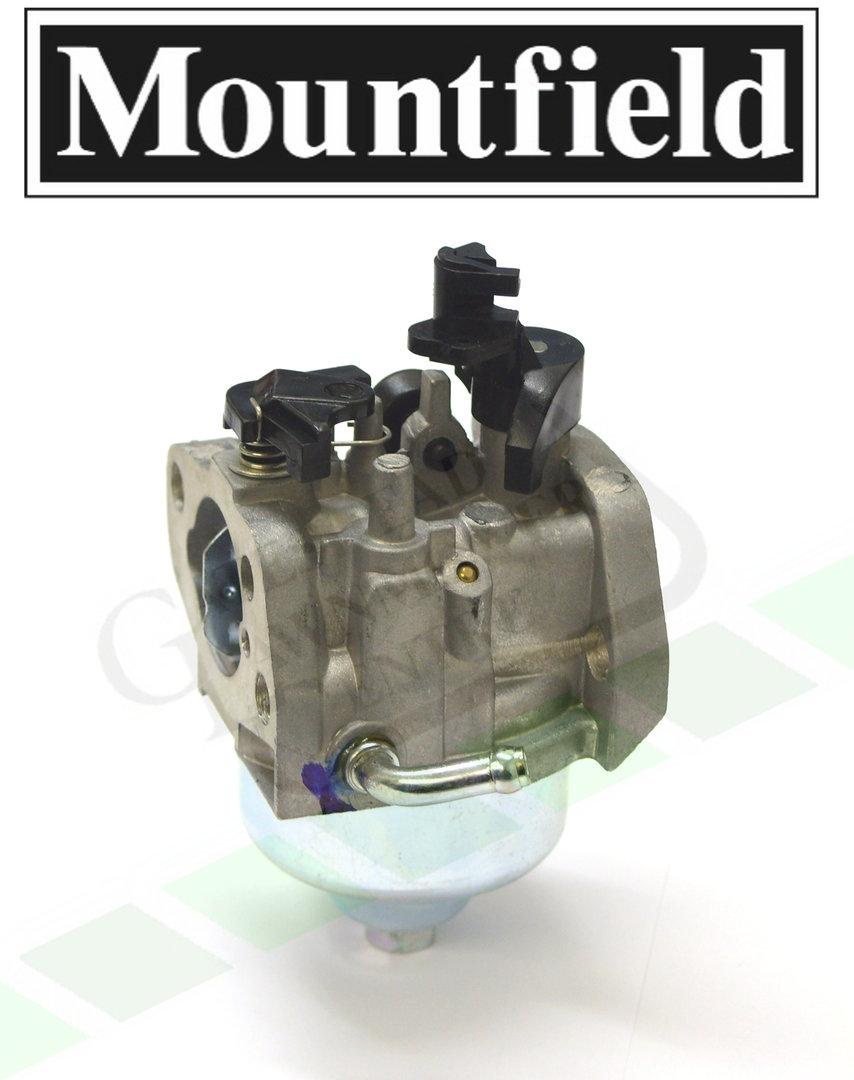 Mountfield Ggp Rsc Rsct 100 Carburettor Lawnmower World