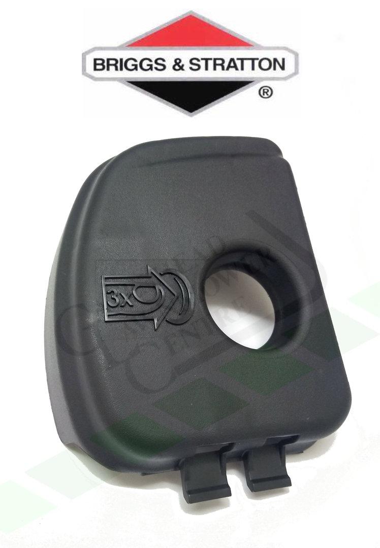 briggs  u0026 stratton 450e   500e air filter holder    cover