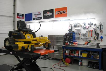 Lawnmower Repairs stockton