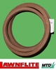 "MTD Lawnflite 704 / RH115 Cutter Drive Belt (36"" Rear Discharge)"