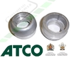 "Atco 20""/24""/30"" Heavy Duty & Royal - Front Roller End Caps *Pair*"