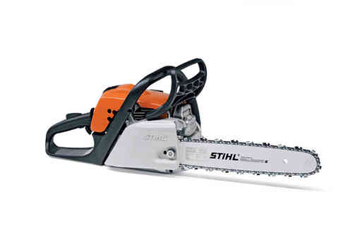 "Stihl MS 211 Chainsaw (14"" Bar + Chain)"