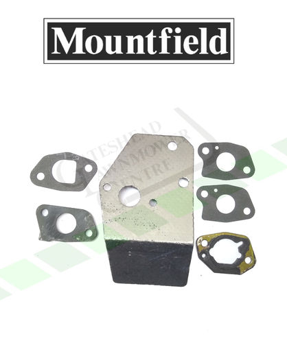 Mountfield RM45 / RM55 / ST55 Carburetor Mounting Gasket Set