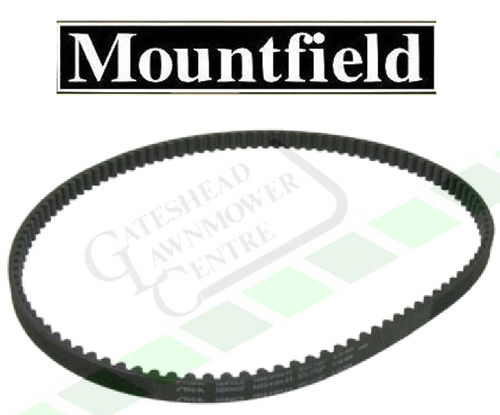 Mountfield SP550 + SP555 Drive Belt (Toothed)