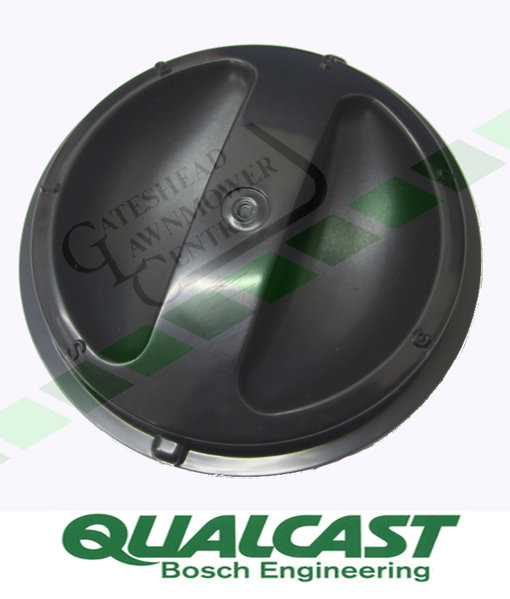 Qualcast Classic Suffolk Punch Height Adjustment