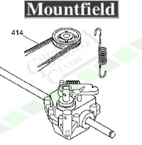 Mountfield SP164 + SP414 Drive Belt
