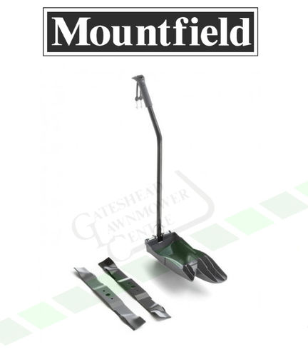 Mountfield 84cm Mulch Kit (inc Blades)