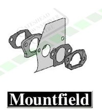Mountfield (GGP) RM65 Carburettor Mounting Gasket Set