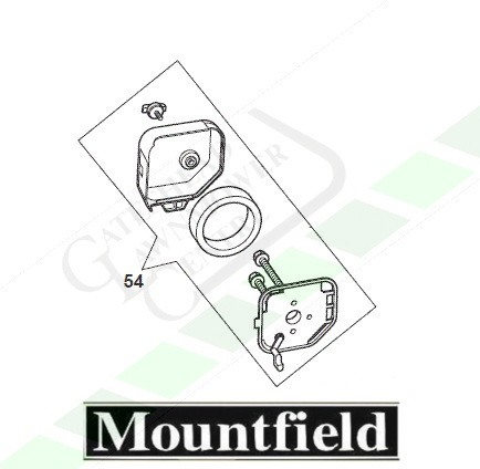 Mountfield MHJ2424 Air Filter Assy