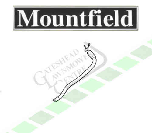 Mountfield RS100 + RSC100 + RSCT100 Fuel / Petrol Pipe