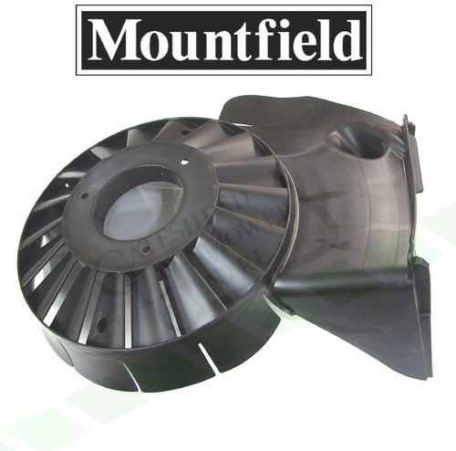 Mountfield SP485-HW-V Belt Guard / Cover