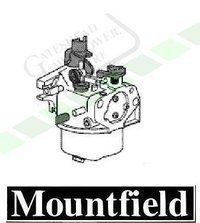 Mountfield WB45 + ST45 Carburettor