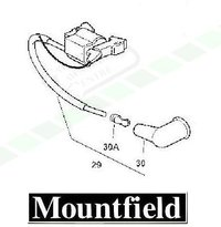 Mountfield Ignition Coil for WB45 + ST45 Engines