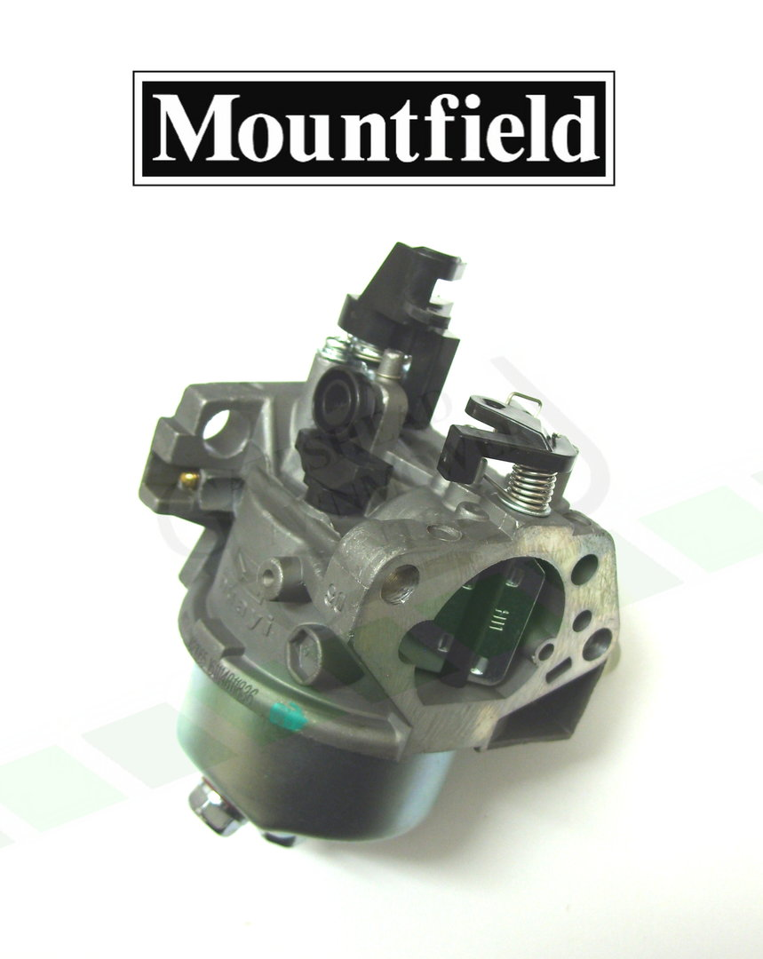 Mountfield 1530M + 1530H Carburetor - 7750 Series Engines WM16 - Lawnmower World