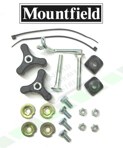 Mountfield S421 Handle Bar Bolt Fixing Kit (2012 onwards)