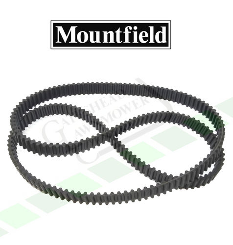 Mountfield 1640H 1840H 2040H Cutter Timing Belt