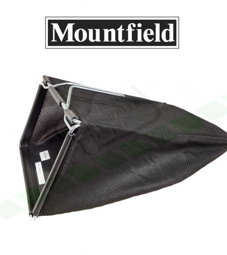 Mountfield HP414 + SP414 Grass Bag + Frame