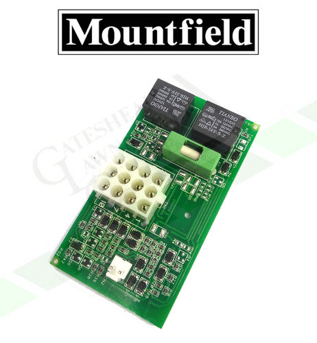 Mountfield 827M + 827H PC Board / ECU