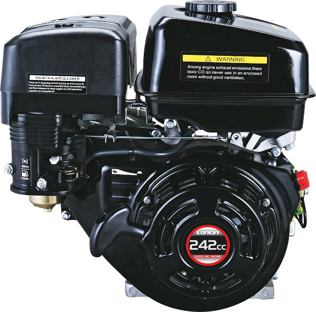 Loncin G240F (242cc) + G270F (270cc) Engine Parts