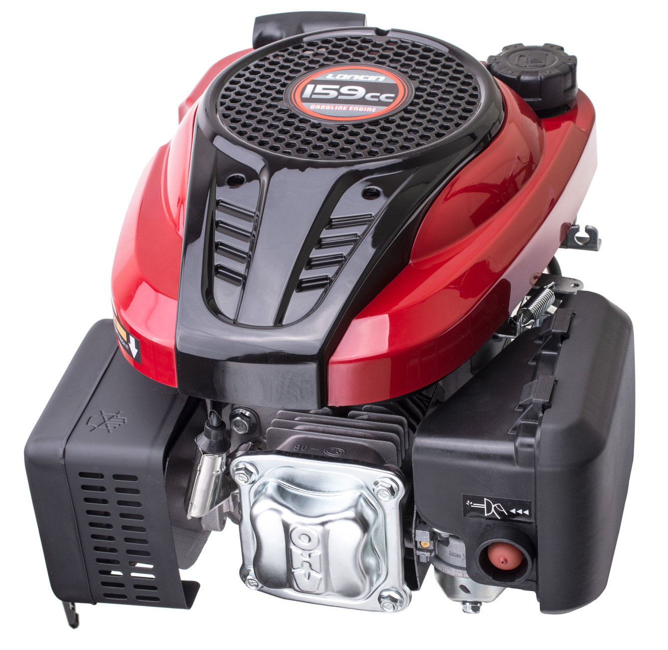 Loncin LC1P65FA 4hp->5hp 159cc Engine Spare Parts
