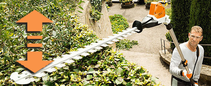 Long Reach Hedge Cutters / Clippers / Trimmers