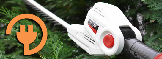 Mains Electric Hedge Cutters and Trimmers