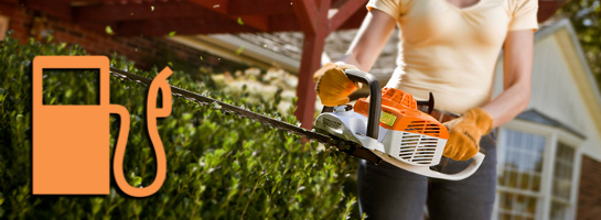 Petrol Hedge Cutters and Trimmers