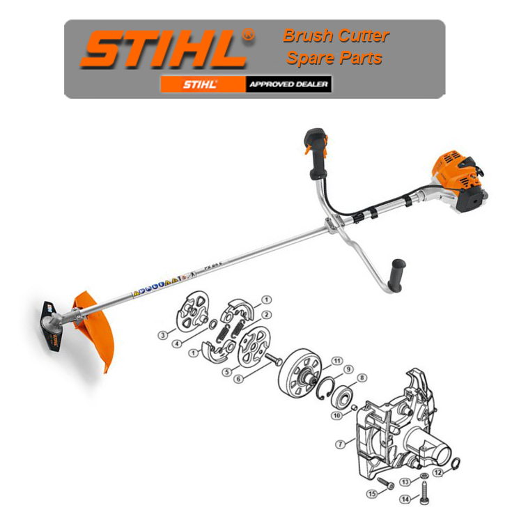 Stihl-Brush-Cutter-Spare-Parts