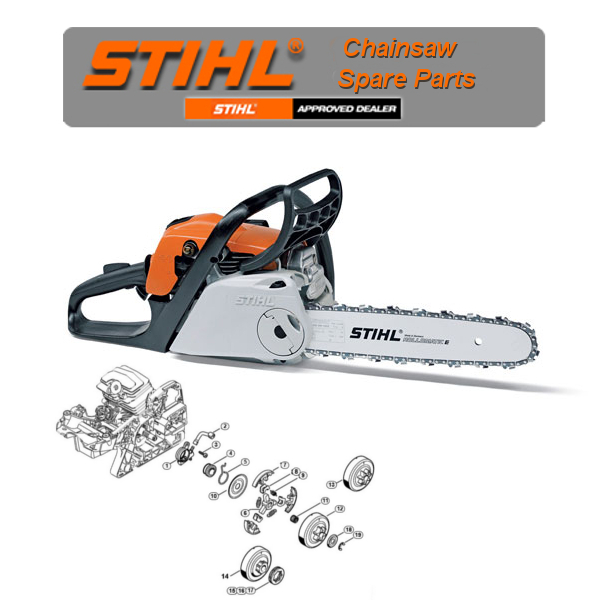 Stihl-Chainsaw-Spare-Parts