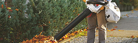 Hand Held Leaf / Garden Vacuums