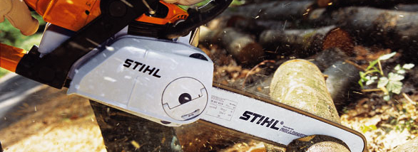 New Chainsaws - Petrol - Electric - Cordless