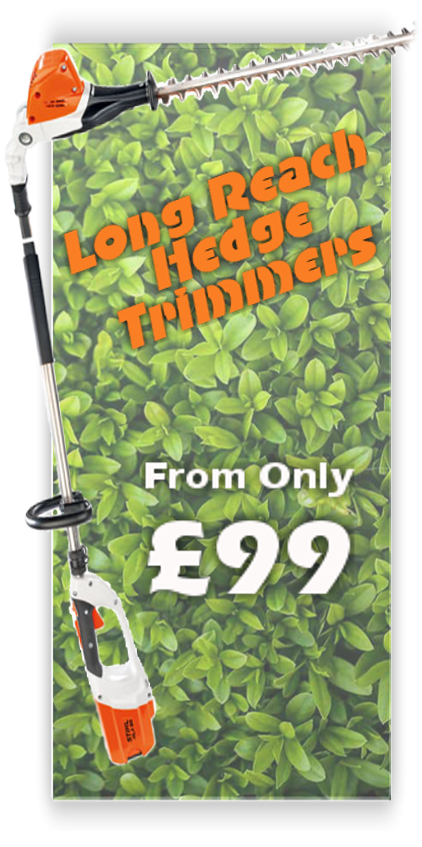 The Best Long Reach Hedge Trimmers