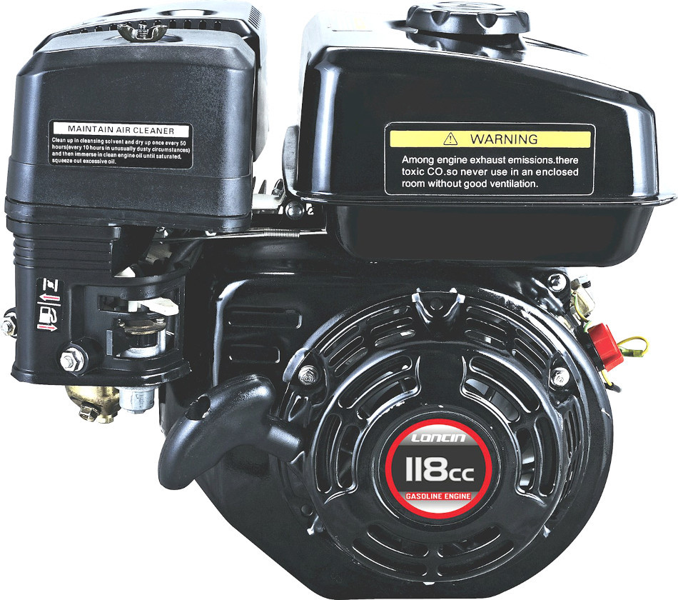 Loncin G120F 118cc Engine Parts