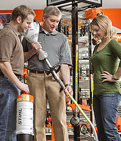 Cramlington Lawn Mowers Sales + Service + Spares - Lawnmower