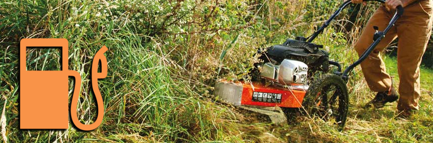 Walk Behind / Wheeled Grass Trimmers / Strimmers